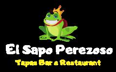 Image of a toad. El Sapo Perezoso