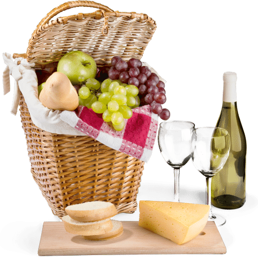 image of tapas basket
