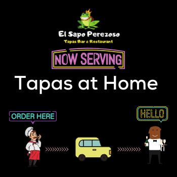 Enjoy Tapas At Home